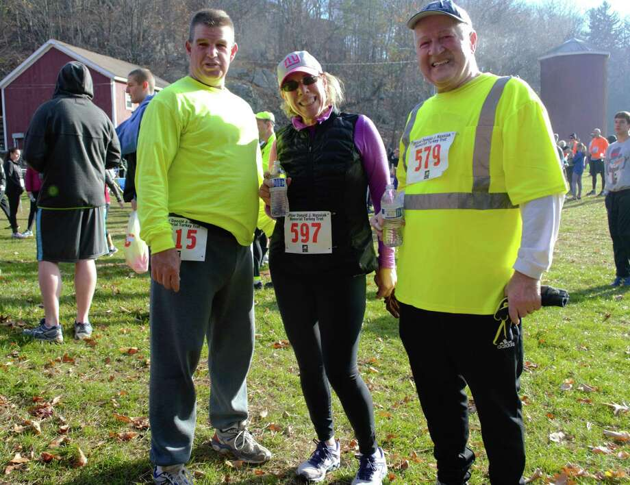 The 6th annual Turkey Trot at Immaculate High School in Danbury was held on November 26, 2015. Were you SEEN? Photo: Amanda Brown
