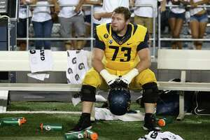Jordan Rigsbee reflects on Cal career ahead of Senior Day - Photo