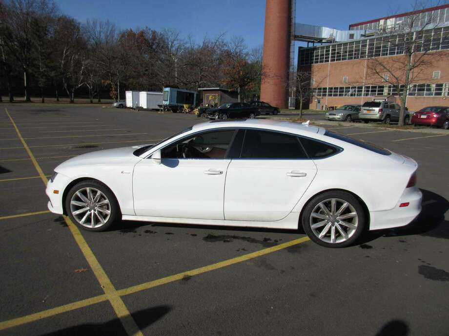 2012 Audi A7 Prestige to be auctioned by the state Dec. 1 in Albany. (New York State Office of General Services)