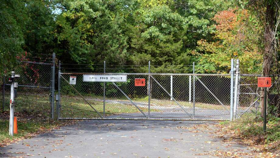 The former Nike missile site at 119 Ford St. in Ansonia, Conn. Photo: File Photo / Autumn Driscoll / Connecticut Post