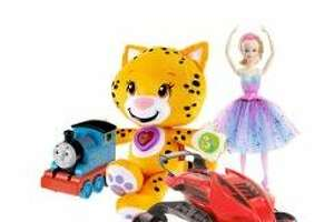 Amazon: Save up to 50% on Select Mattel & Fisher-Price Toys - Photo