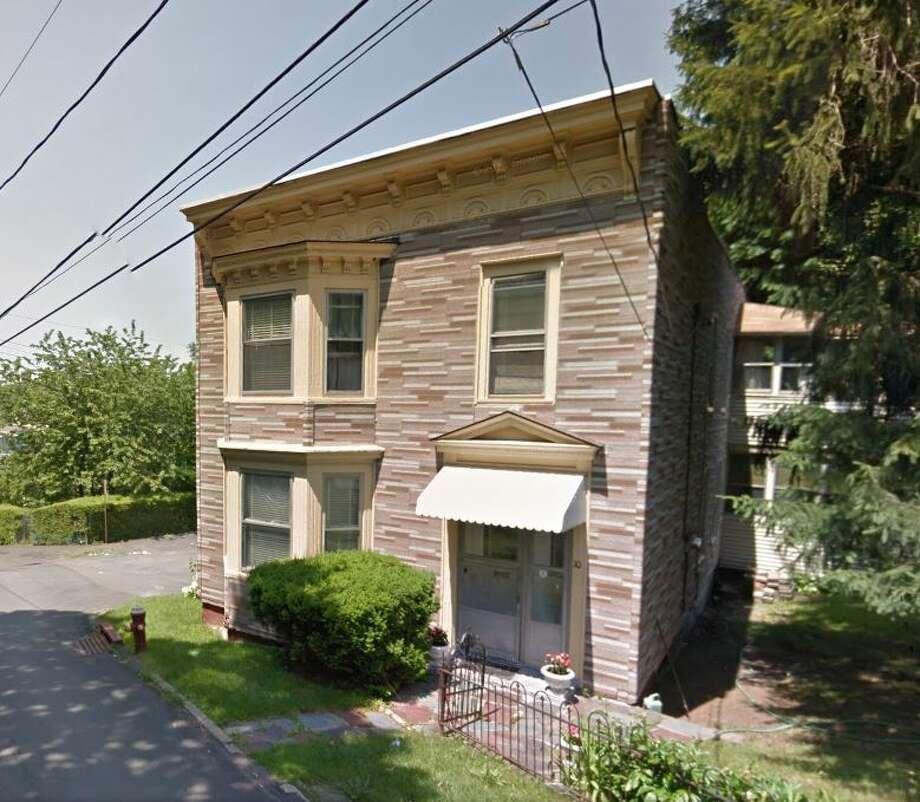 10 Mann Ave., Troy, $22,000 (Google Maps) Photo: Hornbeck, Leigh