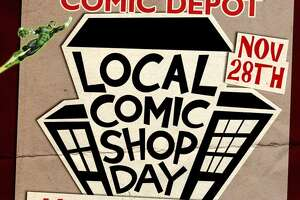 Saturday is Local Comic Book Store Day - Photo