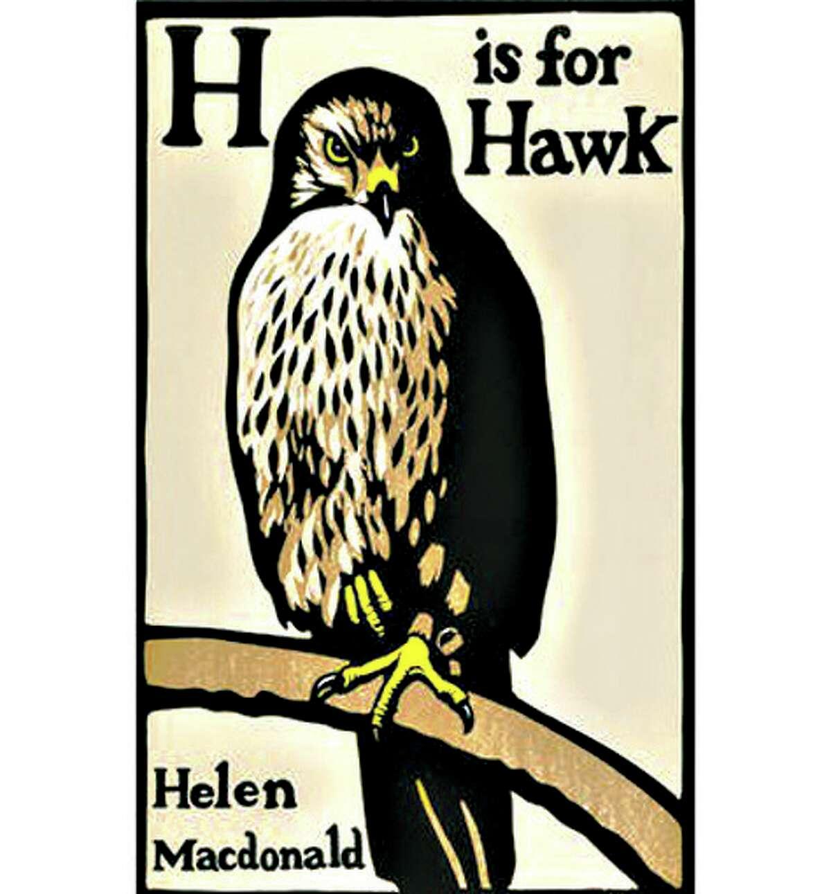 ?H is For Hawk? (Grove Press, 2014) by Helen Macdonald