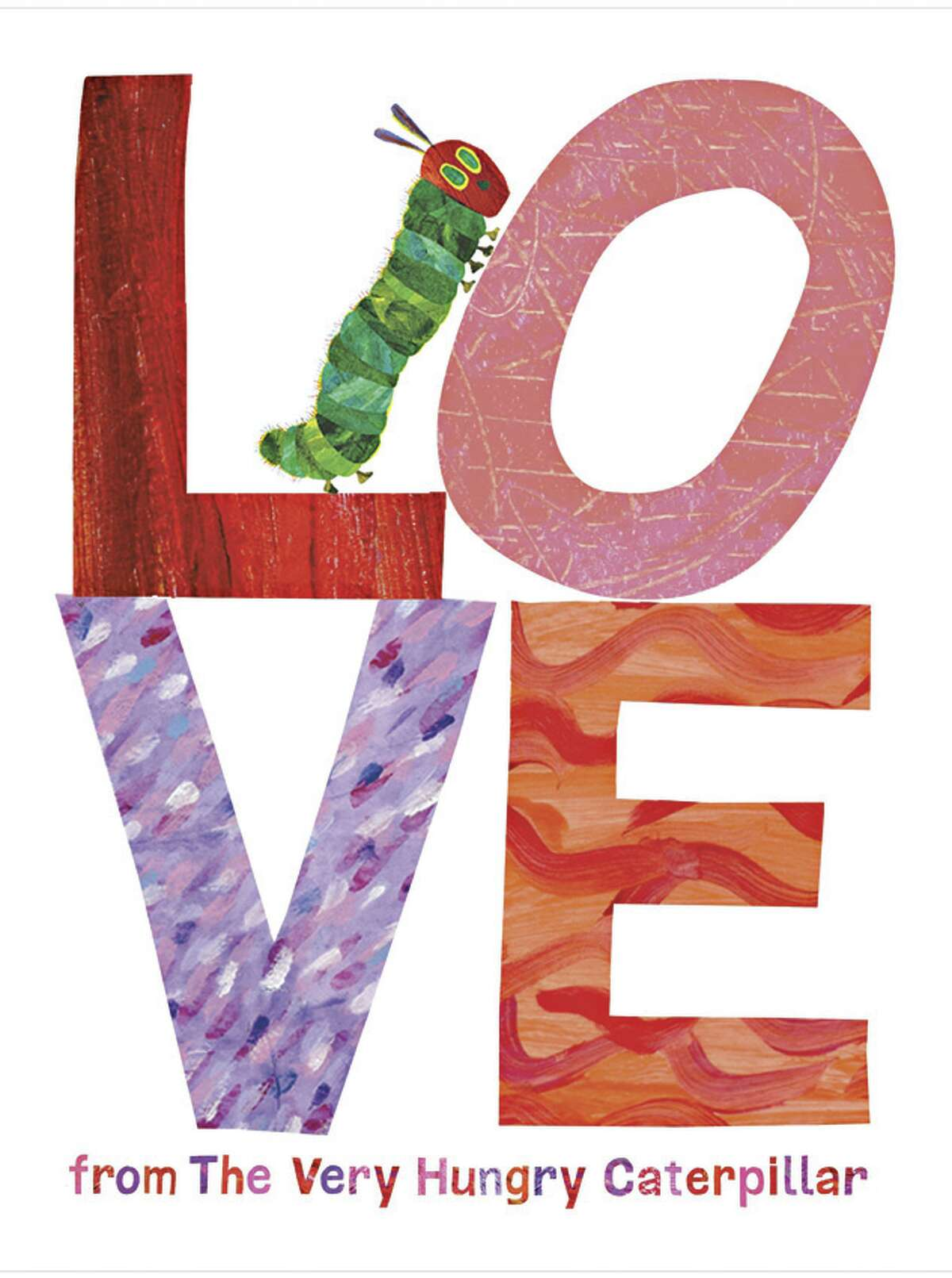 ?Love from the Very Hungry Caterpillar? by Eric Carle