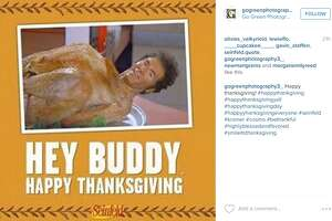 S.A. shares tales of Thanksgiving, Black Friday on social media - Photo