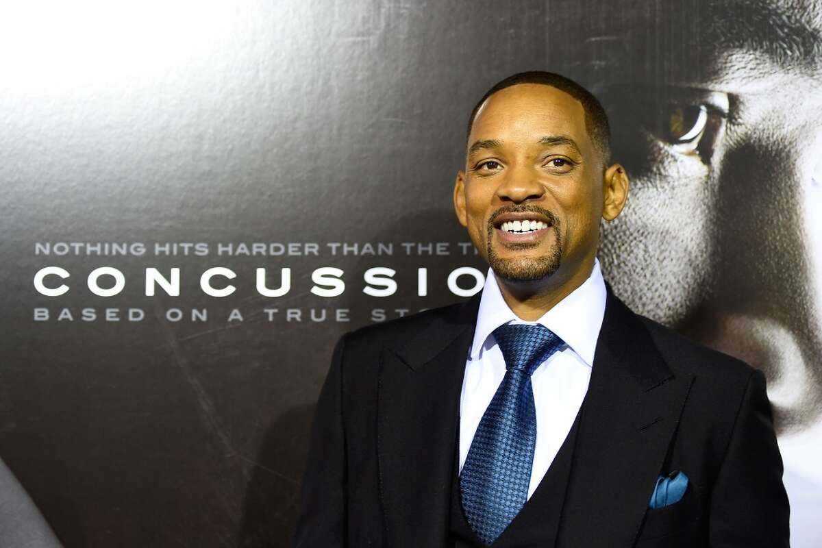 Razzies redeemer award: Will Smith Razzie won for... After Earth (2014) Redeemed by... Concussion