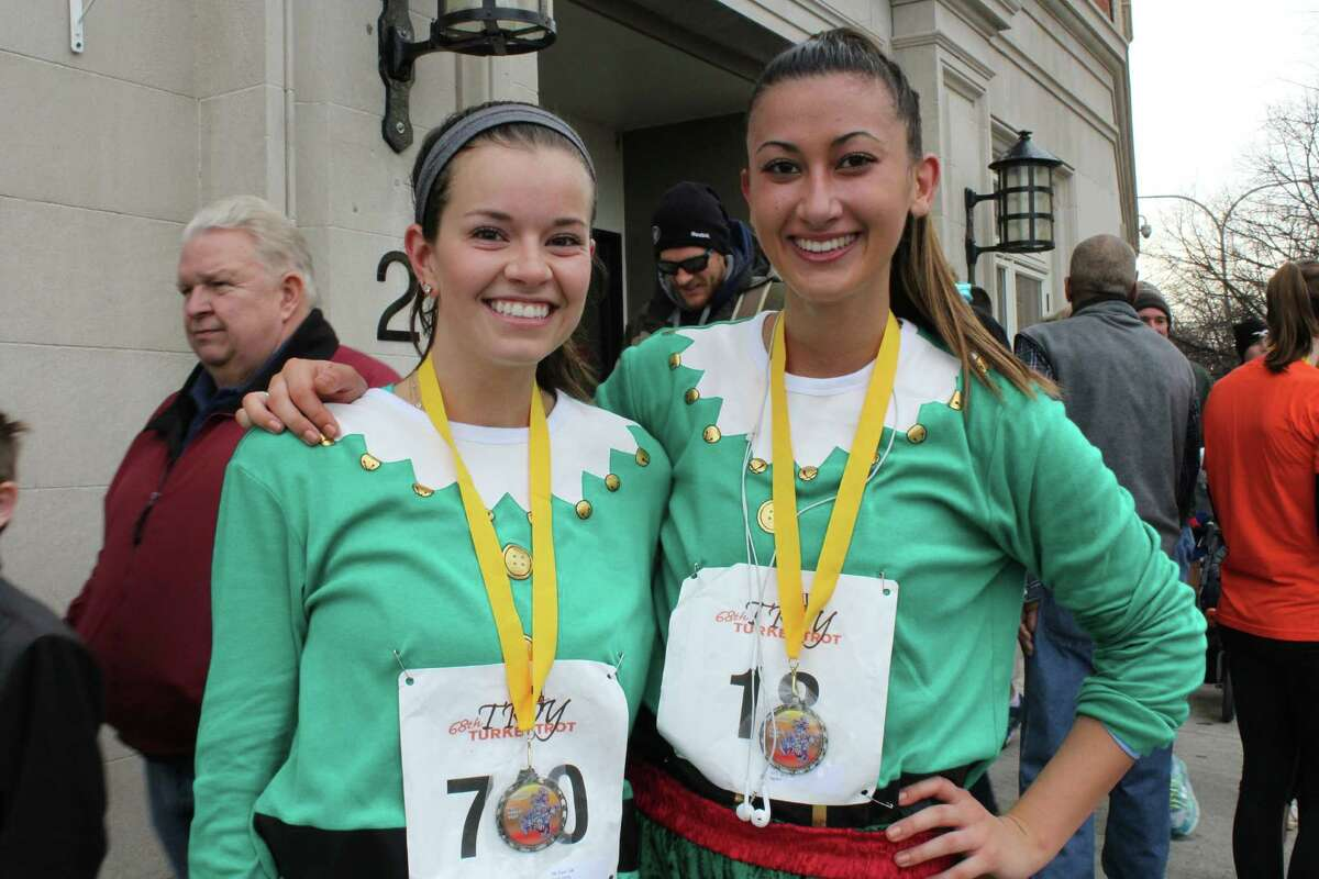 Were you Seen at the 68th Annual Troy Turkey Trot in downtown Troy on Thanksgiving morning, 2015? The 12th oldest road race in the nation attracted more than 7,000 runners and walkers from 37 states.
