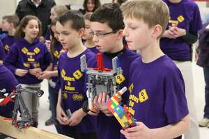 Ballston Spa Robotics Team Hosts Qualifying Tournament - Photo