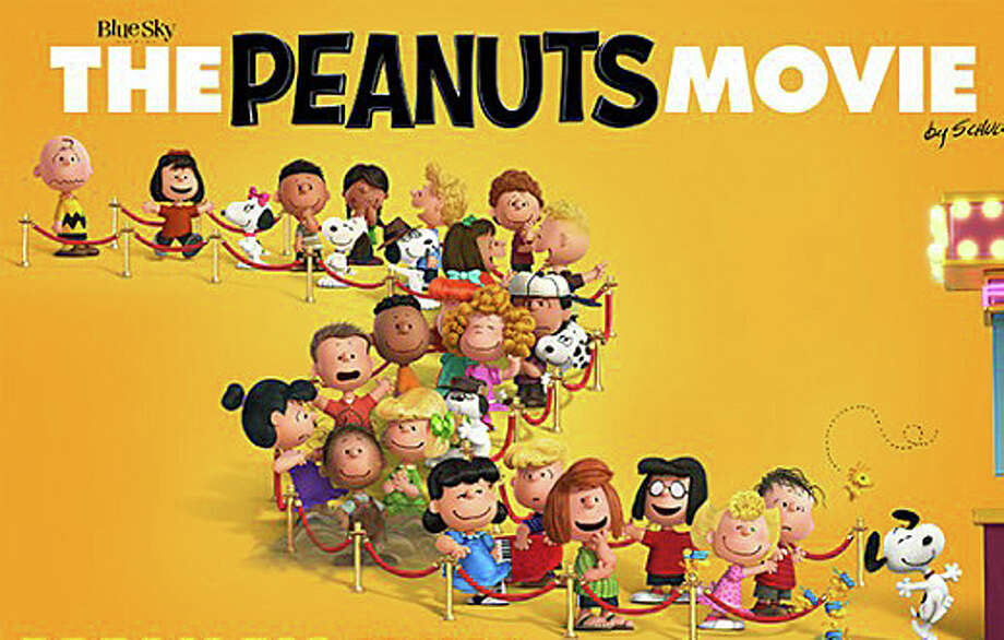 """""""The Peanuts Movie"""" is a new CG-animated and in 3D version of Charles Schulz's """"Peanuts"""" characters. Photo: Contributed / Contributed Photo / Westport News"""