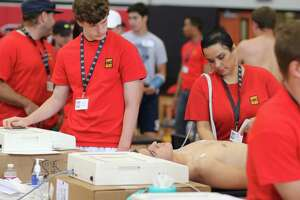 AugustHeart provides cardiac screenings to high school students - Photo