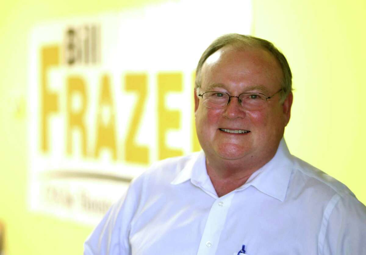 Bill Frazer, candidate for City of Houston controller, Wednesday, Nov. 11, 2015, in Houston, Texas. ( Gary Coronado / Houston Chronicle )