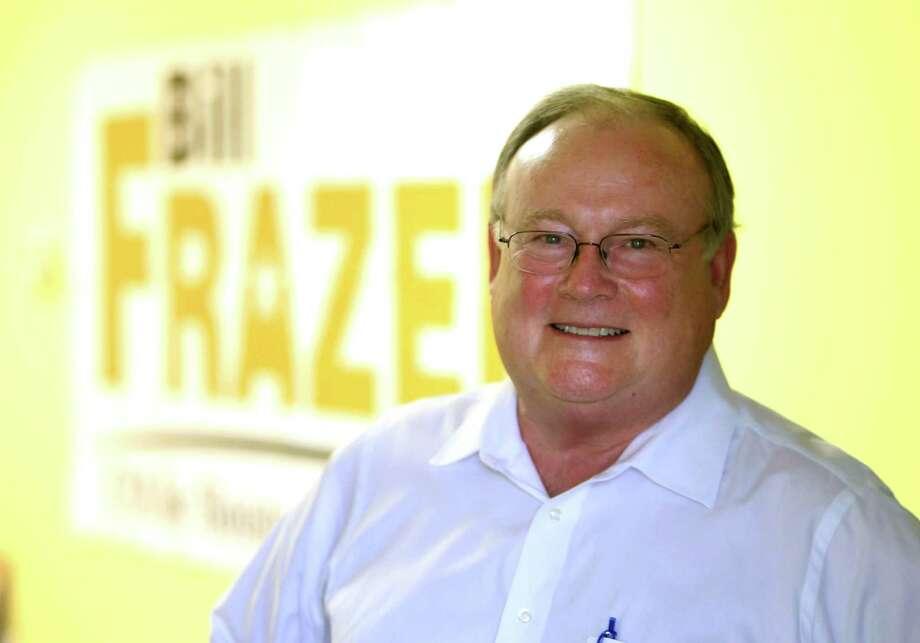 Bill Frazer, candidate for City of Houston controller, Wednesday, Nov. 11, 2015, in Houston, Texas. ( Gary Coronado / Houston Chronicle ) Photo: Gary Coronado, Staff / © 2015 Houston Chronicle