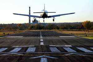 Sikorsky runway closed for winter - Photo