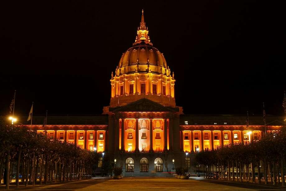A new coalition, Rise San Francisco, has lofty goals. Photo: Michelle Gachet, The Chronicle