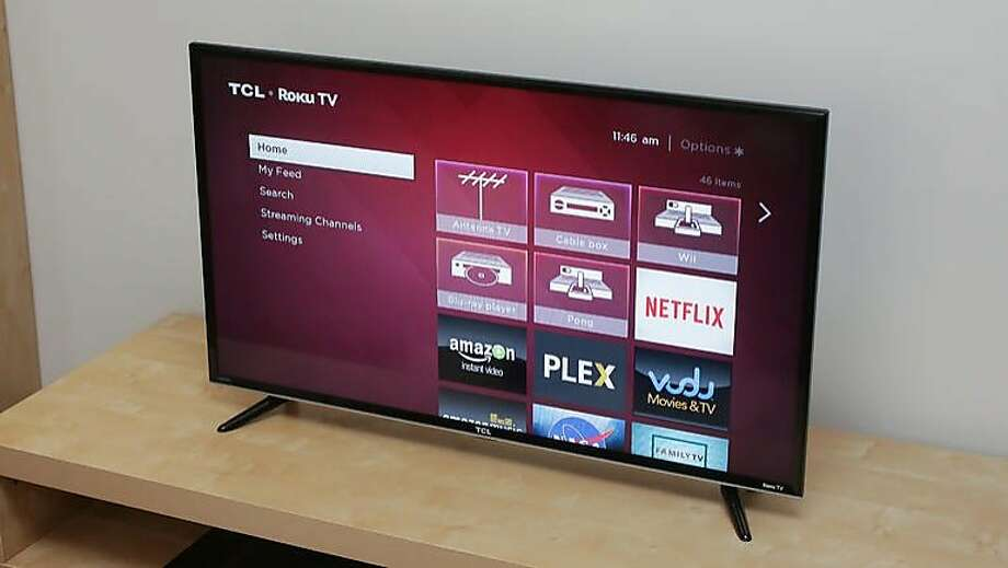 A television attached to a smart device like a Roku is likely to stay more up to date than a smart TV by itself.