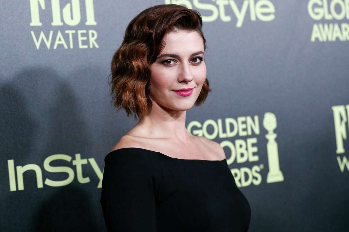 Mary Elizabeth Winstead attends the Miss Golden Globe InStyle Party held at Ysabel on Tuesday, Nov. 17, 2015, in West Hollywood, Calif. (Photo by John Salangsang/Invision/AP) ORG XMIT: CAJS221