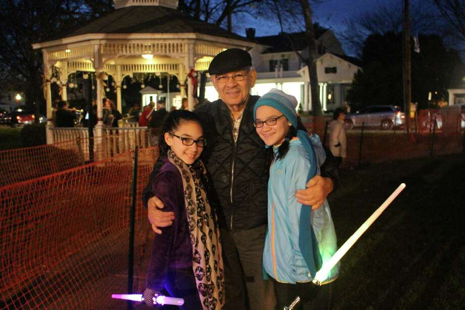Were you SEEN at the Milford Festival of Lights and Tree Lighting on November 27, 2015? Photo: Mark Saunders, Mark Saunders/Hearst Connecticut Media