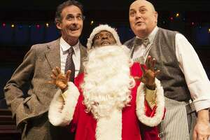 Delightful holiday production has a way with words - Photo