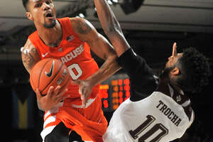 A&M falls to Syracuse in Bahamas - Photo