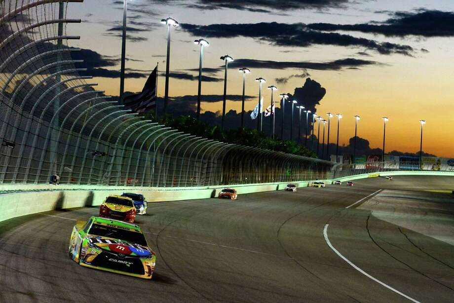 How Toyota used NASCAR to sway loyal American car buyers - Houston ...