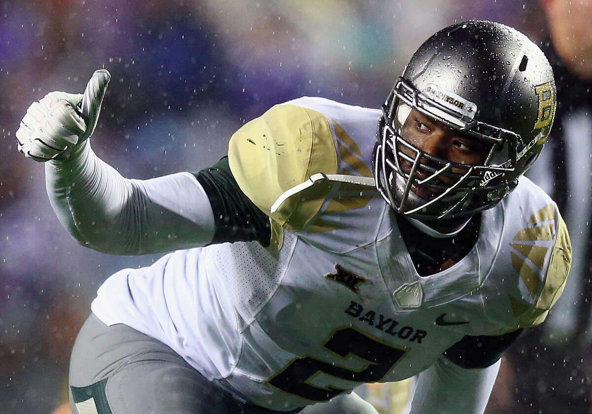Baylor (9-2) Assuming Baylor beats Texas on Saturday - hilarious, I know - it looks like the Bears are headed to the Sugar Bowl where they'll face an SEC team. The most likely opponent is either Ole Miss or Florida.