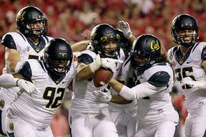 Cal defense looks to bring back the takeaways - Photo