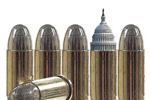 Letter: Guns more lethal than terrorism - Photo