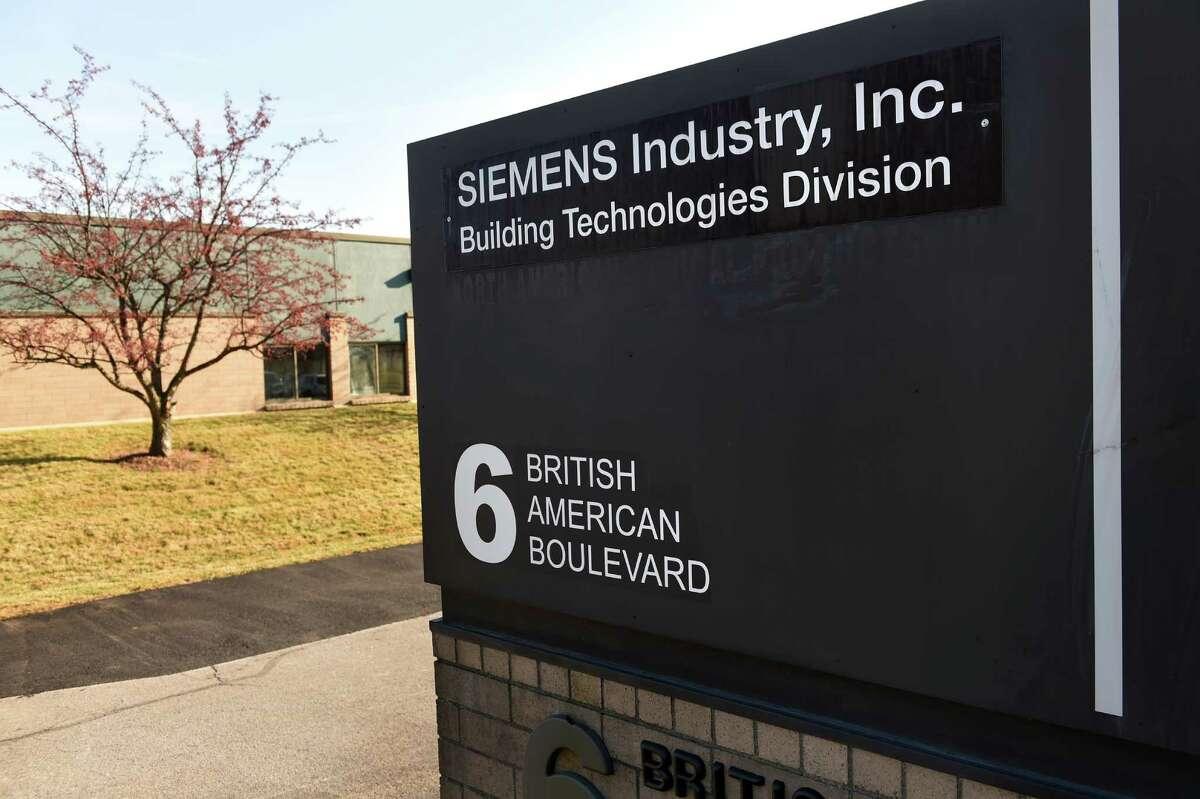 Siemens Industry Inc. on Wednesday, Nov. 25, 2015, in Latham, N.Y. (Cindy Schultz / Times Union)
