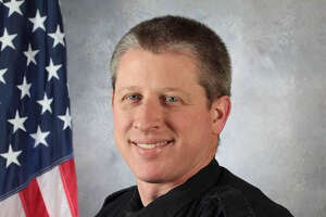 Slain officer remembered - Photo