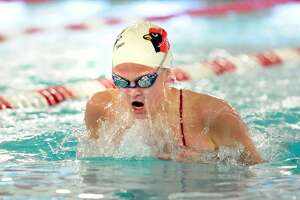 Greenwich girls swim team impressive in another championship season - Photo