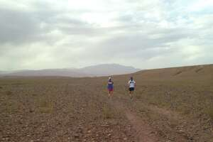 Running to empower women in Morocco - Photo