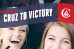 Cruz's Big 12-styled logo draws legal rebuke from conference - Photo