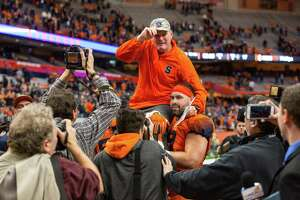 'Cuse sends Shafer out a winner - Photo