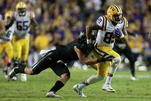 Aggies fall at LSU, where Miles era won't be ending - Photo