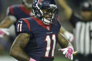 Texans scratch Jaelen Strong, Rahim Moore, Garrett Graham - Photo