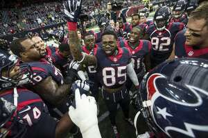 Gameday Central: Texans host Saints - Photo