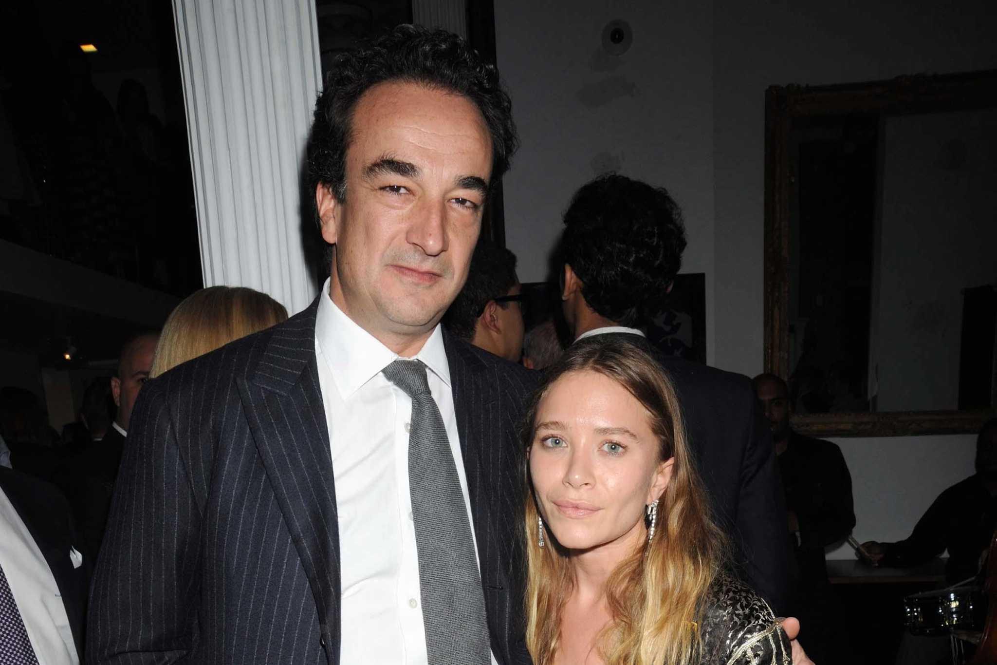 несколько дней мэри кейт олсен и оливье саркози свадьба фото даже поговаривают