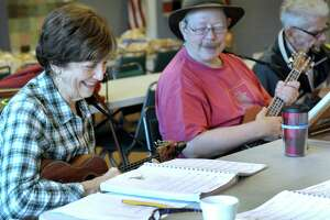 Danbury ukulele group keeps on rocking - Photo