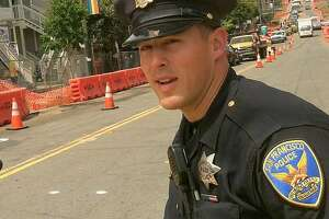 'Hot Cop of the Castro' arrested in S.F. hit-and-run - Photo