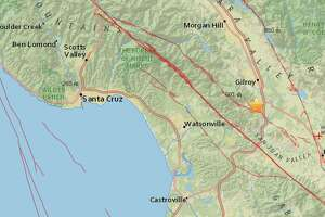 Just another quake in Gilroy: This time it's 2.8 - Photo