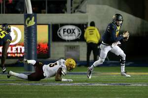 Jared Goff adds to Cal legacy with record-breaking performance against Arizona State - Photo