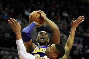 Kobe Bryant says he will retire at end of season - Photo