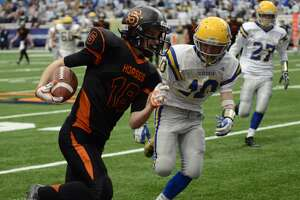 Video highlights: Class B football state final (Schuylerville vs. Cazenovia) - Photo