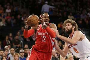 Rockets rally to take down Knicks in overtime thriller - Photo