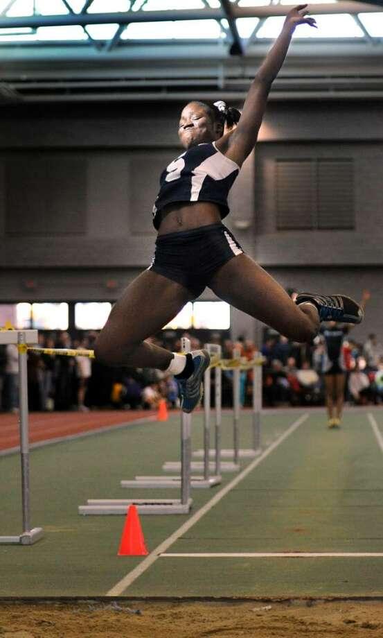 episcopal high school indoor track meet events