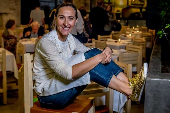 Chef Gabriela Camara of Cala in San Francisco also owns two renouned restaurants in Mexico City.