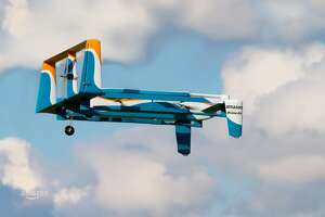 Amazon touts new Prime Air drone design - Photo