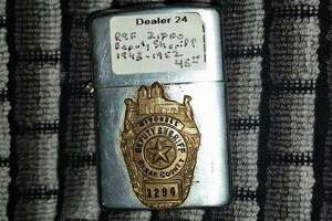 Mystery surrounds this 50-year-old Bexar Sheriff lighter found in Alaska - Photo