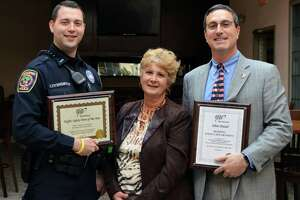 Redding Police recognized by AAA - Photo